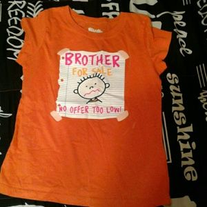 Toddlers  T-shirt  L/(10/12)